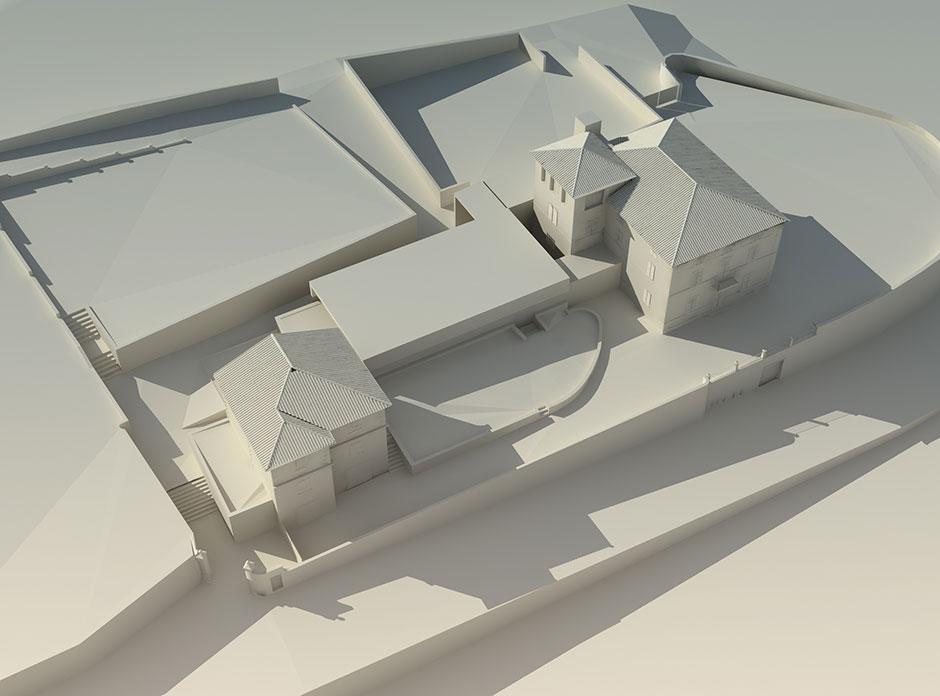 Modello con inserimento del progetto