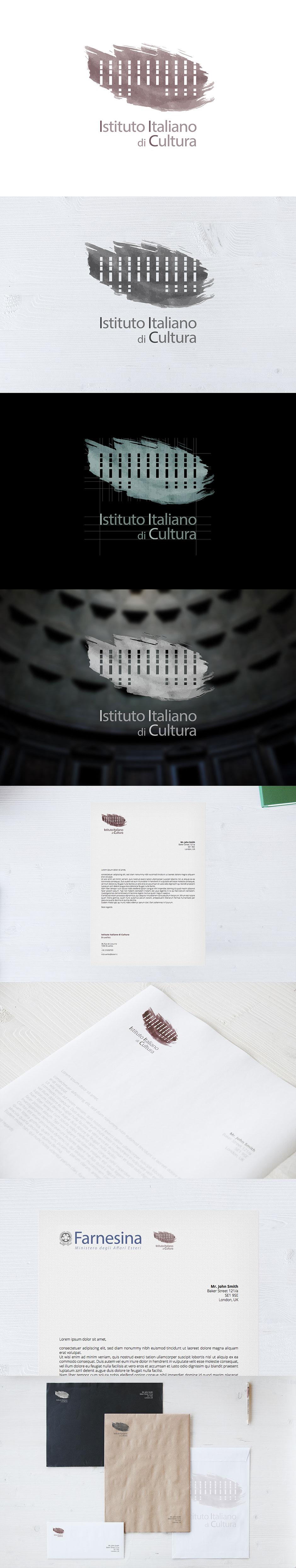 Il logo e le sue possibili applicazioni alle varie scale