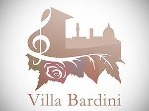 logo villa bardini