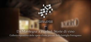 da mantegna a warhol storie di vino galleria espositiva ferragamo