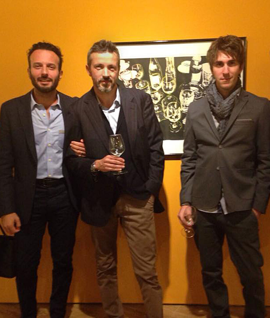 Galleria Espositiva Ferragamo presso Il Borro Da Mantegna a Warhol Storie di vino 41