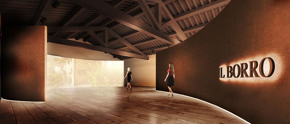 Galleria espositiva Vino e Arte Ferragamo