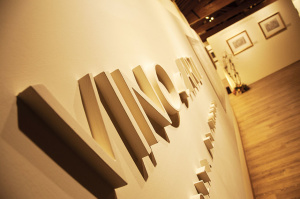 Galleria Espositiva Ferragamo presso Il Borro Da Mantegna a Warhol Storie di vino 04