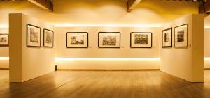 Galleria Espositiva Ferragamo presso Il Borro Da Mantegna a Warhol Storie di vino 07