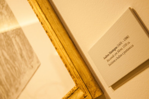 Galleria Espositiva Ferragamo presso Il Borro Da Mantegna a Warhol Storie di vino 11