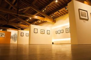 Galleria Espositiva Ferragamo presso Il Borro Da Mantegna a Warhol Storie di vino 141
