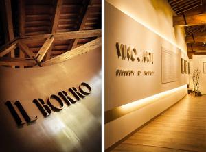 Galleria Espositiva Ferragamo presso Il Borro Da Mantegna a Warhol Storie di vino 15