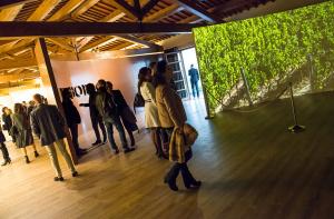 Galleria Espositiva Ferragamo presso Il Borro Da Mantegna a Warhol Storie di vino 21