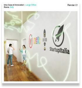Una casa di innovatori startup italia wikitalia chefuturo next 02